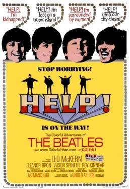 Beatles Help Movie